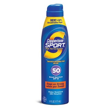 Save $2.00 off (1) Coppertone Sunscreen Printable Coupon