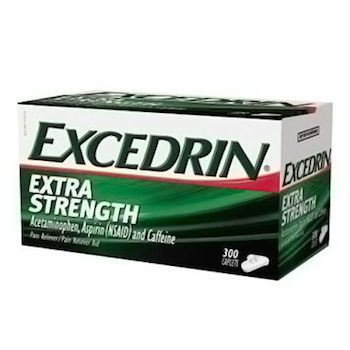 Save $1.50 off any (1) Excedrin Product Printable Coupon