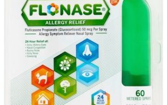 Save $4.00 off (1) Flonase Brand Allergy Relief Printable Coupon