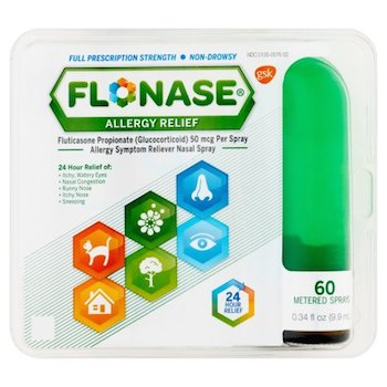 picture relating to Flonase Coupons Printable titled Help save $4.00 off (1) Flonase Manufacturer Allergy Aid Printable Coupon