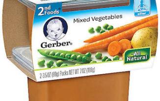 Save $2.50 off (6) Gerber Puree Printable Coupon