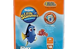 Save $1.50 off (1) Huggies Little Swimmers Printable Coupon
