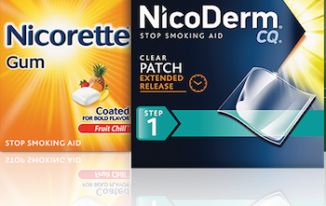 Save $15.00 off (1) Nicorette or NicoDerm Printable Coupon