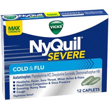 image relating to Nyquil Coupons Printable identify Preserve$2 off Vicks NyQuil Chilly Flu Printable Coupon