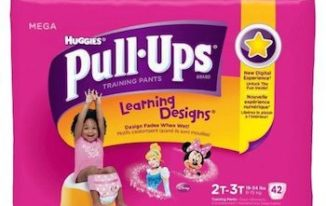 Save $2.00 off (1) Huggies Pull Ups Diapers Printable Coupon