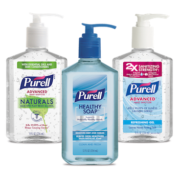 Save $1.00 off (1) Purell Hand Sanitizer Printable Coupon