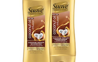 Save $3.00 off (2) Suave Professionals Haircare Printable Coupon