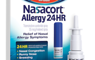 Save $5.00 off (1) Nasacort Allergy Relief Printable Coupon