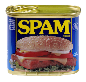 Save $1.00 off (2) SPAM Canned Meat Products Printable Coupon