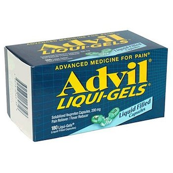 $2 off Advil Ibuprofen Pain Relievers with Printable Coupon