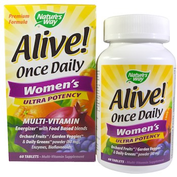 graphic regarding Alive Printable Coupon known as $3 off Alive! Multi-Nutrition with Printable Coupon