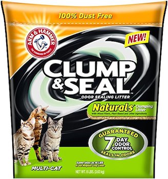 Save $1.00 off (1) Arm & Hammer Cat Litter Printable Coupon