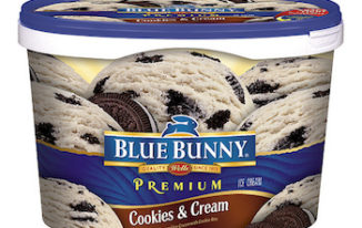 Save 0.75 off (1) Blue Bunny Ice Cream Printable Coupon