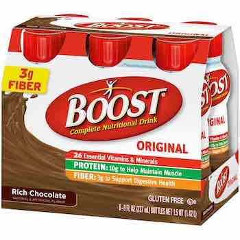 Save $2.00 off (1) Boost Nutritional Drink Printable Coupon