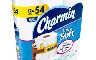 Save $0.25 off (1) Charmin Toilet Paper Printable Coupon