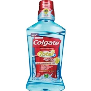 Save $1.00 off (1) Colgate Mouthwash Printable Coupon