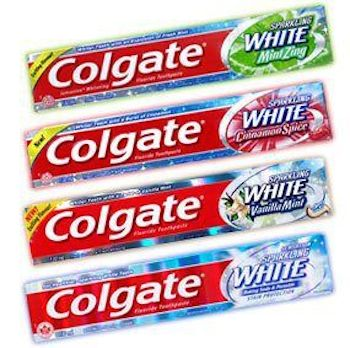 Save $5.00 off (3) Colgate Toothpaste Printable Coupon
