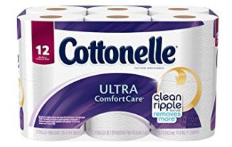 Save $0.50 off (1) Cottonelle Toilet Paper Printable Coupon