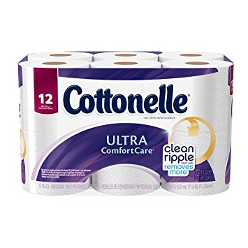 graphic about Cottonelle Coupons Printable called Conserve $0.50 off (1) Cottonelle Lavatory Paper Printable Coupon