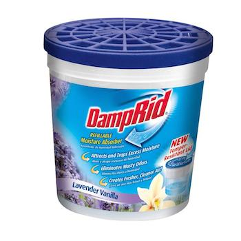 Save $1.00 off (1) DampRid Moisture and Odor Control Coupon