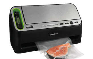 Save $20 off (1) FoodSaver Vacuum Sealing System Printable Coupon