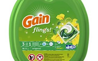 Save $3.00 off (1) Gain Laundry Detergent Flings (Pods) Printable Coupon