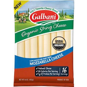 Save $1.00 off (1) Galbani Cheese Snacks Printable Coupon