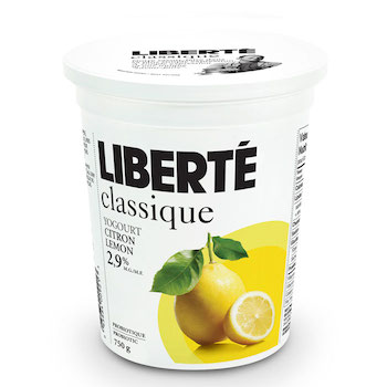Save $1.50 off (3) Liberte Organic Yogurts Printable Coupon