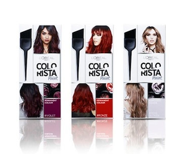 image regarding Loreal Printable Coupon named Help you save $1.00 off (1) LOreal Paris Colorista Hair Coloration