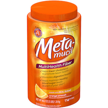 Save $2.00 off (1) Metamucil Fiber Supplements Coupon