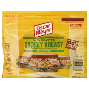 .75 off Oscar Mayer Lunch Meat with Printable Coupon