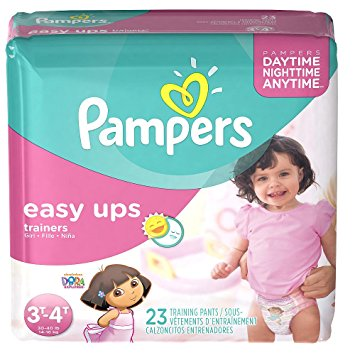 Save $1.00 off (1) Pampers Easy Ups Trainers Coupon