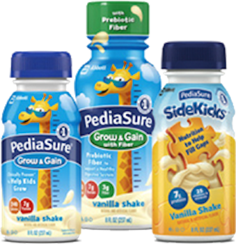 photo regarding Pediasure Printable Coupon named $2 off PediaSure Dietary Shakes with Printable Coupon - 2018