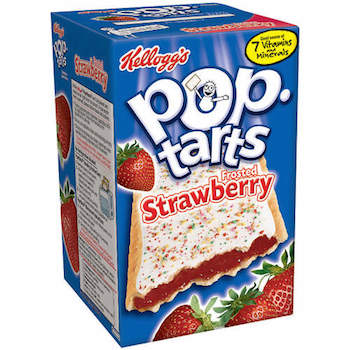 Save $0.50 off (1) Kellogg's Pop Tarts Printable Coupon
