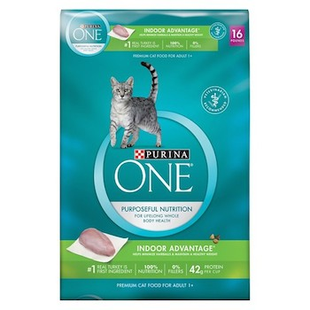 Save $2 off Purina One Cat Food Printable Coupon - 2018