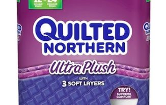 Save $0.50 off (1) Quilted Northern Bath Tissue Printable Coupon
