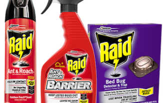 Save $0.55 off any (1) Raid Product Printable Coupon