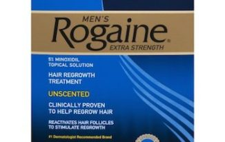 Save $5.00 off (1) Rogaine Hair Regrowth Treatment Printable Coupon
