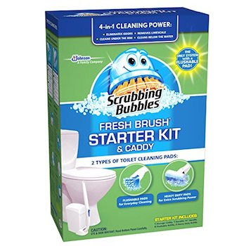 $3 off Scrubbing Bubbles Toilet Cleaning Kit Printable Coupon