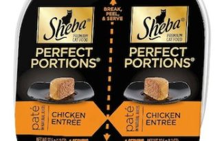 Buy (3) Get (3) Free Sheba Perfect Portions Cat Food Printable Coupon