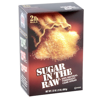Save $0.50 off (1) Sugar in the Raw Printable Coupon