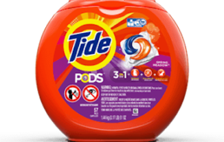 Save $2.00 off (1) Tide Laundry Detergent Pods Printable Coupon