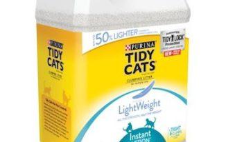 Save $2.00 off (1) Purina Tidy Cats LightWeight Cat Litter Coupon