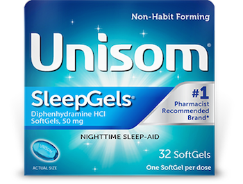 Save $1.00 off (1) Unisom Sleep Aid Printable Coupon