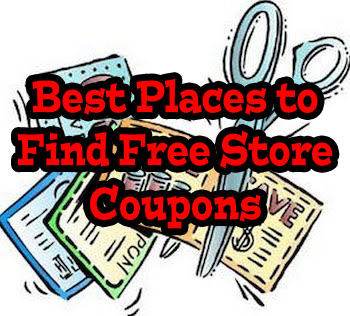The Best Places to Find Free Store Coupons