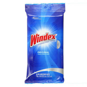 graphic about Windex Printable Coupon called 75 off Windex Gl Cleansing Wipes Printable Coupon