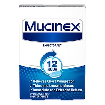 Save $2 off (1) Mucinex Cold & Flu Printable Coupon