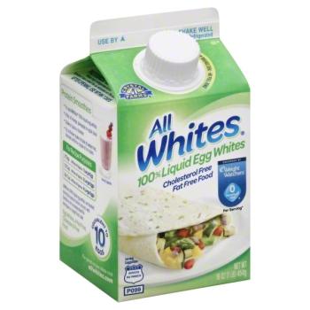Save $1.00 off (1) AllWhites Egg Whites Printable Coupon