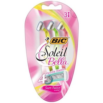 Save $3.00 off (1) BiC Soleil Disposable Razors Printable Coupon