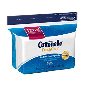 picture regarding Cottonelle Printable Coupon identified as Conserve $0.50 off (1) Cottonelle Flushable Wipes Printable Coupon